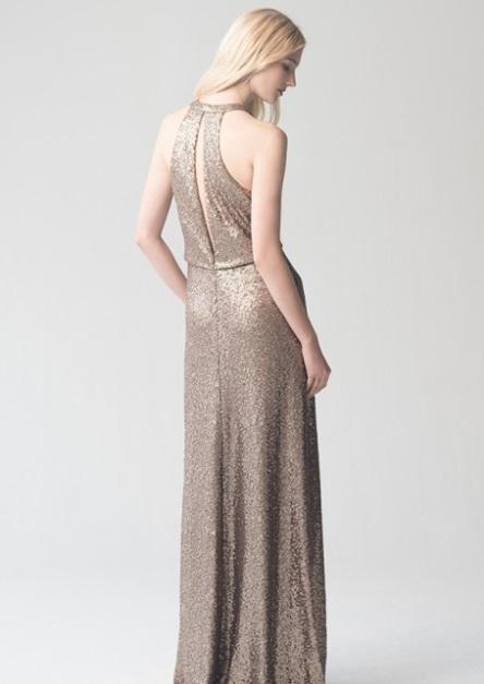 Jenny Yoo Bridesmaids, sequin, Masako Formals