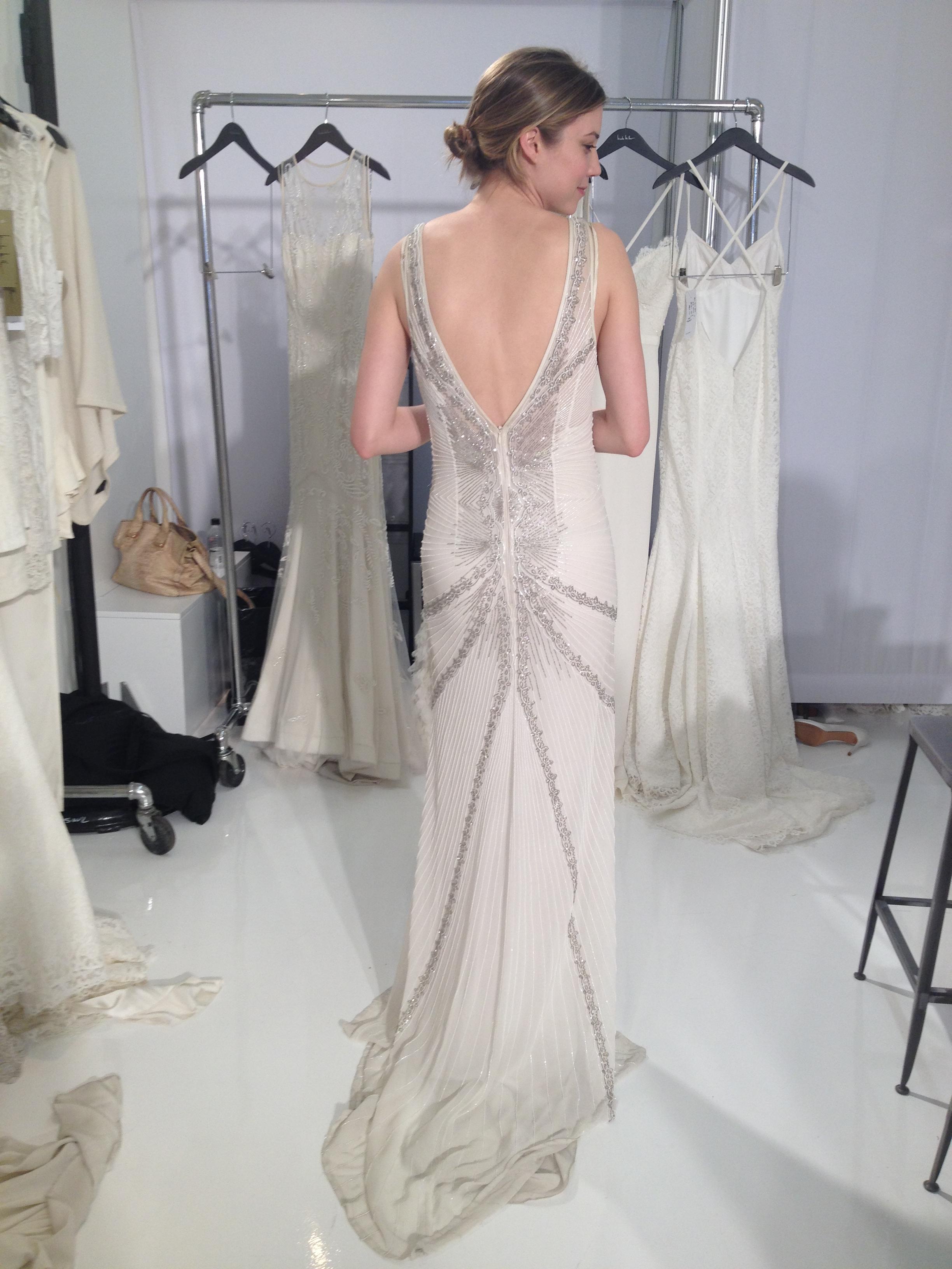 Nicole Miller Bridal At Nyc Bridal Week Masako Formals