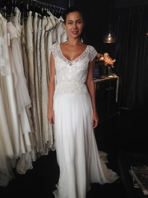 Karen Willis Holmes Wedding Dresses fit for Hawaii