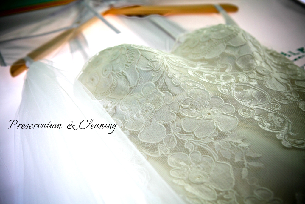 Dress Preservation and Cleaning – Masako Formals Hawaii