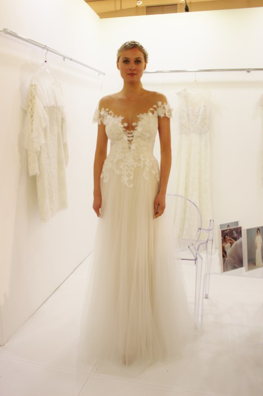 Tadashi Shoji Wedding Gowns Inspired by Hollywood Goddesses – Masako ...