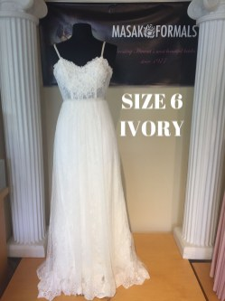 Rembo Styling Max size 6 Ivory $2739 (3)