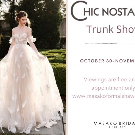 Chic Trunk show social