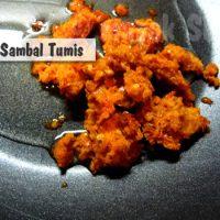 Basic Sambal tumis