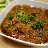 Beef Rendang - rendang daging