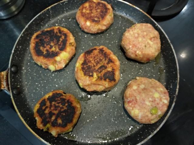 Veg-burger-patties