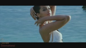 Mugdha Godse Rises from water in the film HELP - YouTube(3)[20-52-31]