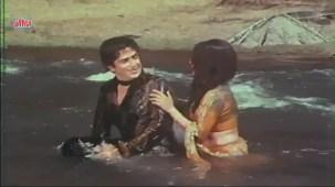 Shashi Kapoor, Rakhee, Jaanwar Aur Insaan - Scene 4_15 - YouTube[(009246)20-36-04]