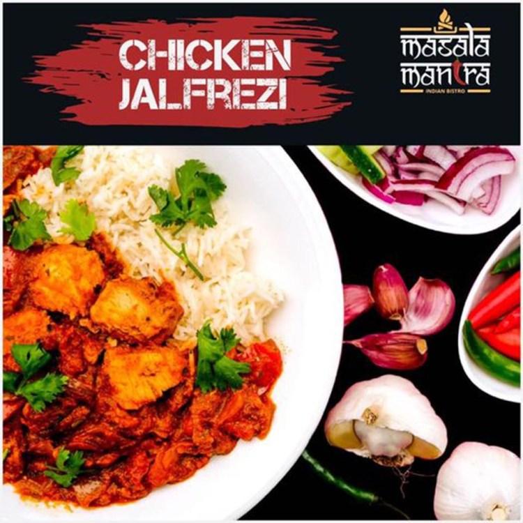 Chicken Jalfrezi
