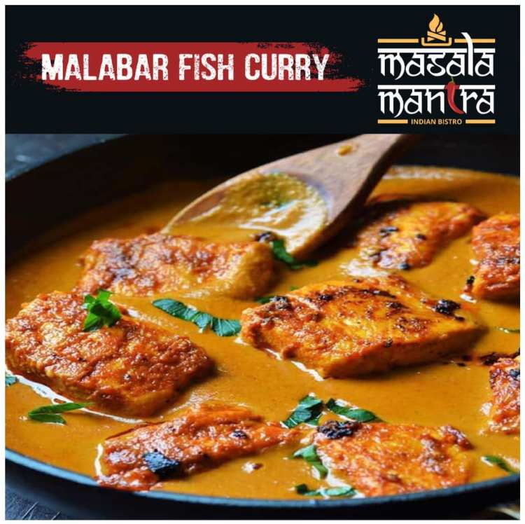 Malabar Fish Curry