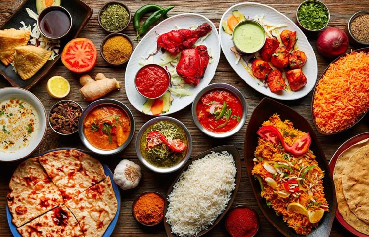 Catering Indian Food