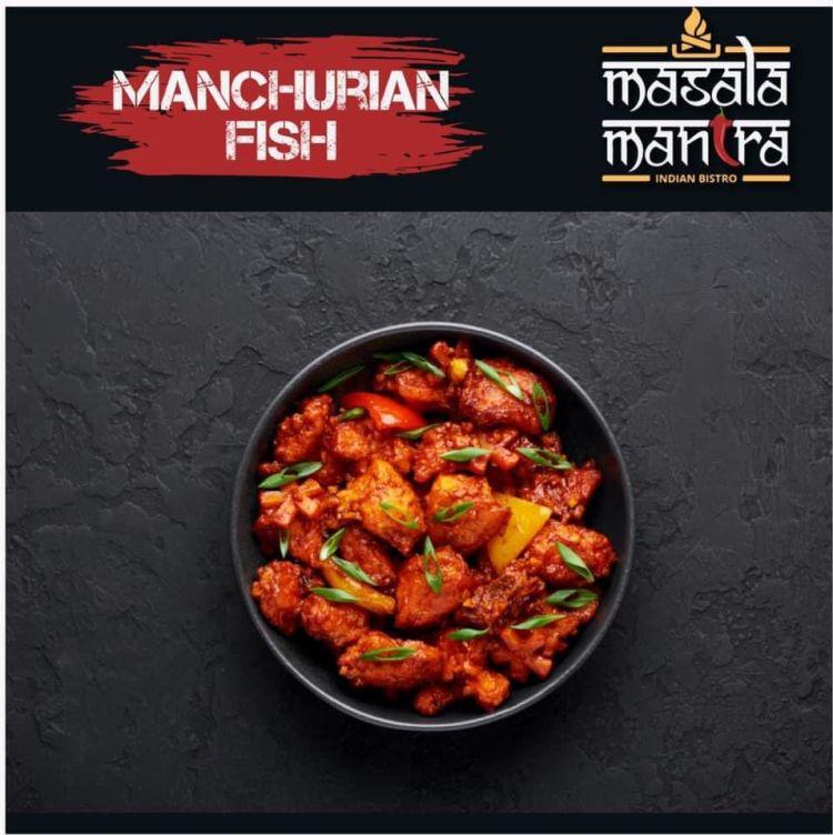 Manchurian-Fish-Fish Tales