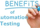 10 Benefits of automation testing over manual testing