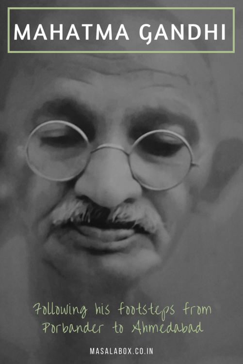 PIN IT - Trail of Gandhi
