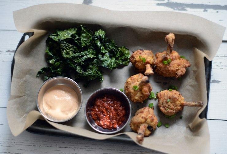 fried-chicken-lollipops-food-blogger-recipe