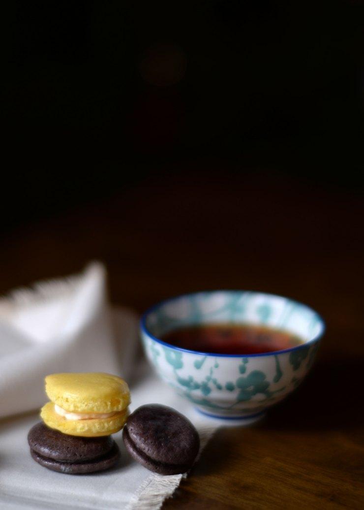 macaron-sesame-yuzu-recipes