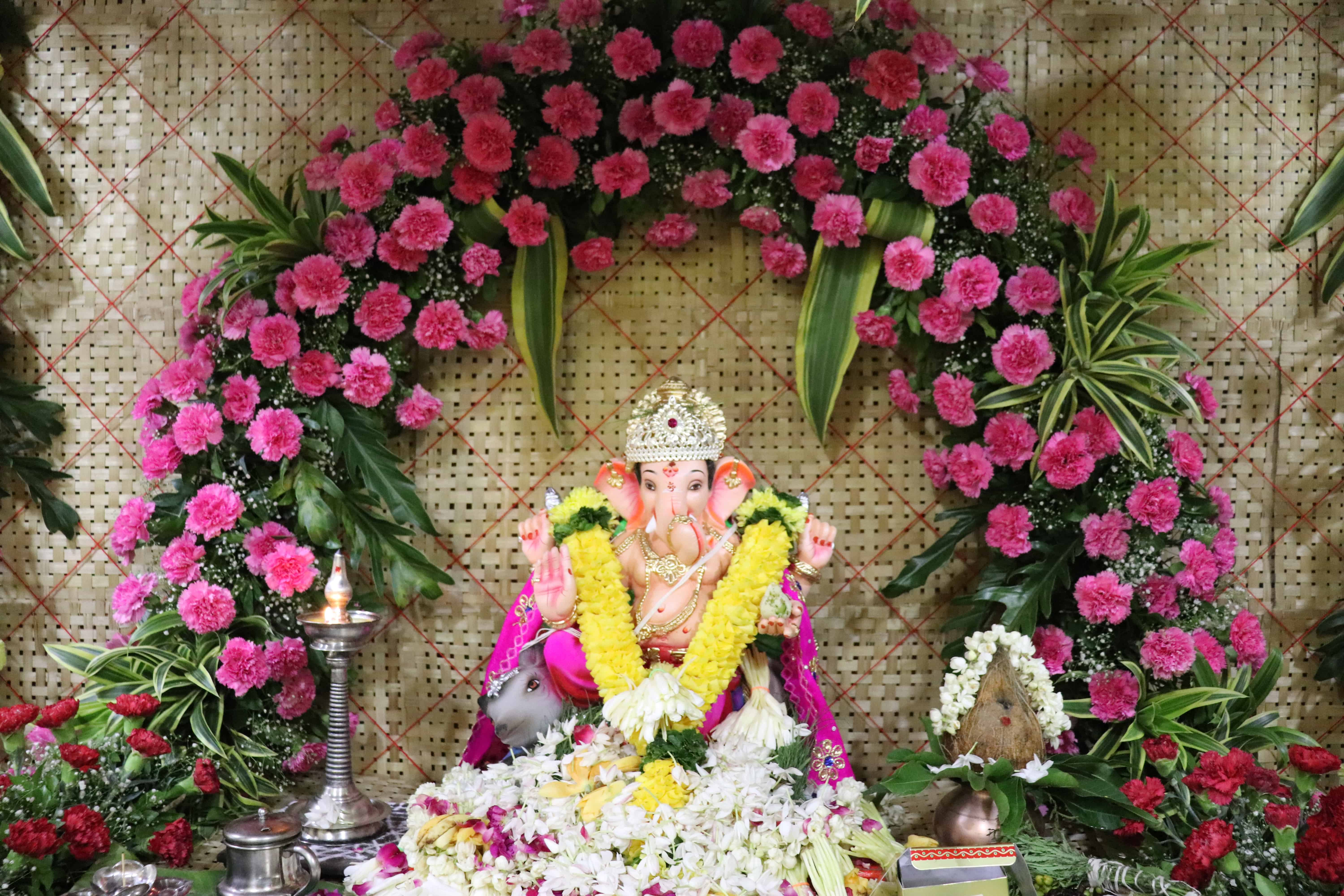 Ganesh Chaturthi Celebrations At Home Masalachilli A Complete