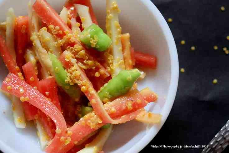 Carrot, Mango Ginger and Green Chilli Pickle 1.jpg
