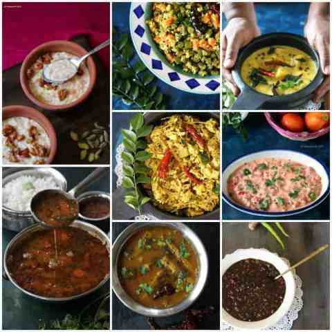 Vishu Sadya Recipe