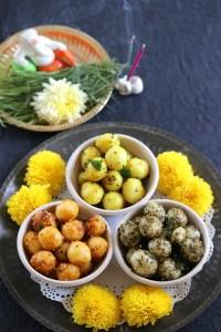 How to make 3 varieties of Ammini Kozhukattai for Ganesh Chaturthi