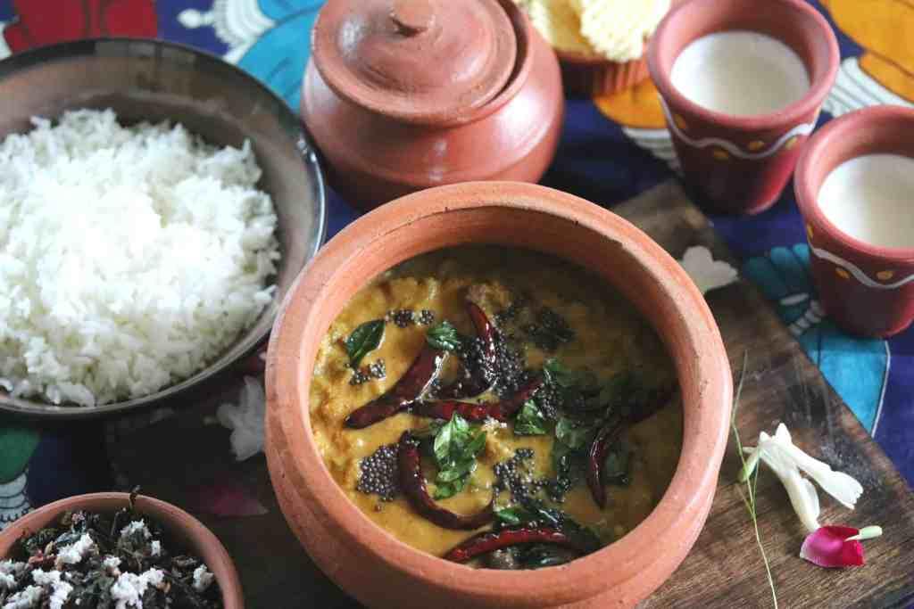 Tam Brahm Style Pavakkai Pitlai