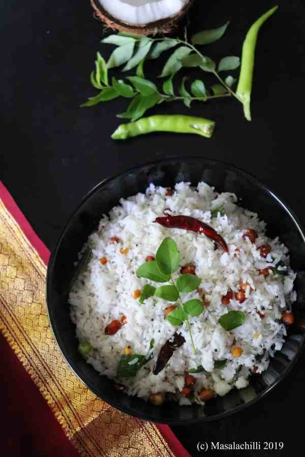 How to Make Coconut Rice at home