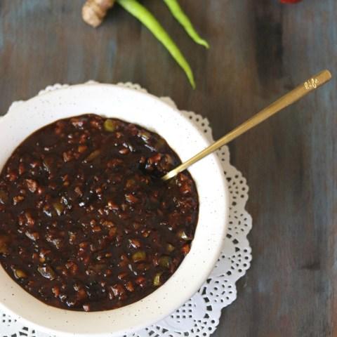 Puli Inji Recipe with Step by step pics