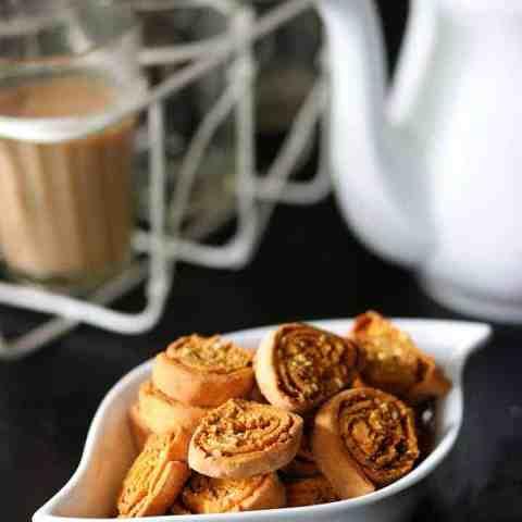 Air Fryer Bhakarwadi Recipe