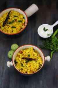 Nellikai Rice, Amla Rice, South Indian Gooseberry Rice Recipe