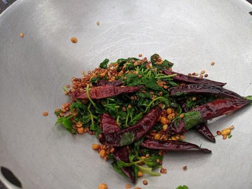 Pudina Thogayal recipe