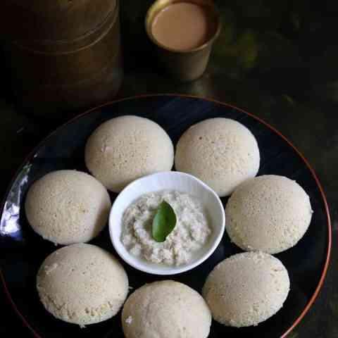 Proso Millet Idli Recipe