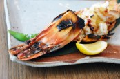 tempura  tiger prawns