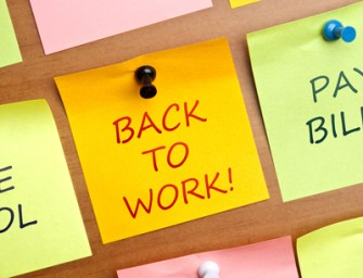 Mat Leave Over? Do's and Don't's of Back to Work