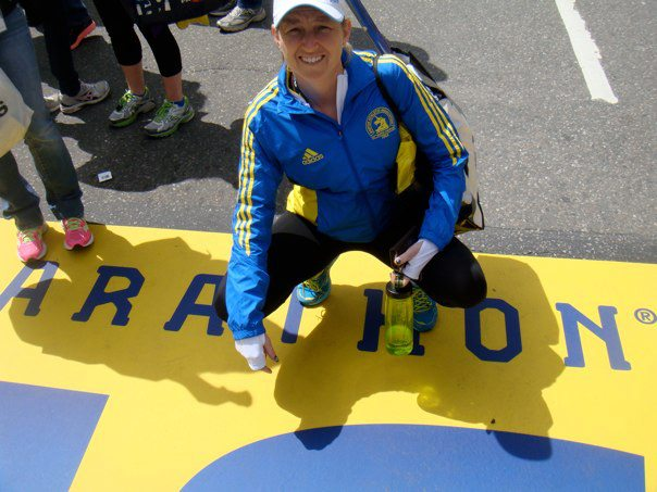 Marathon Mom | Masalamommas.com