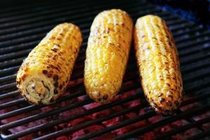 Three Roasted Corns