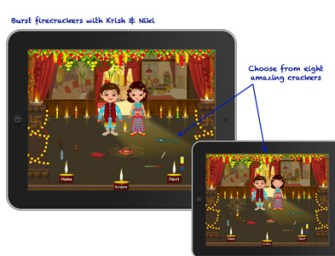 Teach the Traditions of Diwali with an App