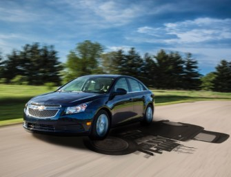 Chevrolet Diesel Cruze: For the Sporty Momma