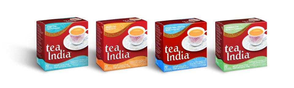 Tea; Chai
