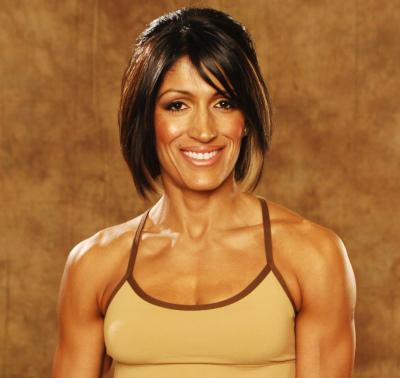 Bindi Bains, bodybuilder