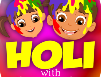 Teach Your Kids About Holi: The Festival of Colour