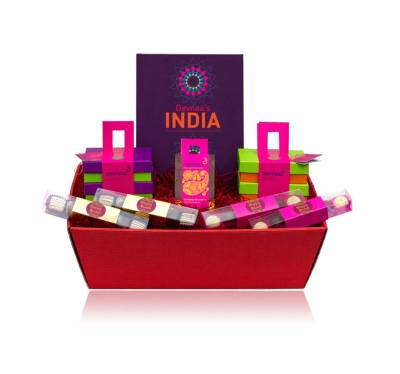 Devnaa special Basket presented to Prince Andrew in 2013