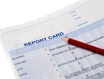 Report Cards: Pressure on Kids vs. Parents