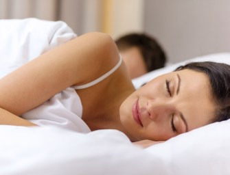 Sleep: Putting the Zzz's Back into Your Routine