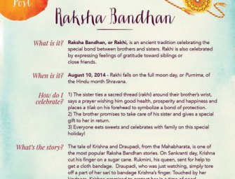 Raksha Bandhan: A Time to Celebrate Siblings