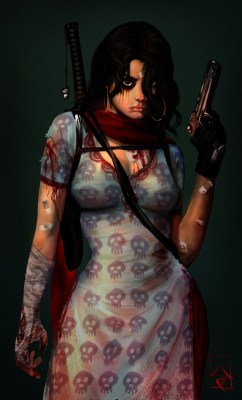 Picture of Bloody Nasreen