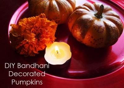 Bandani pumpkins