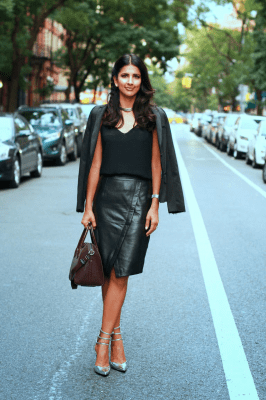 Black_Leather_Skirt_Stuart_Weitzman_Heels