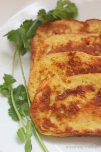 Masala French Toast