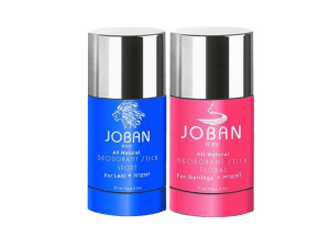 Tween products from Joban Cosmetics