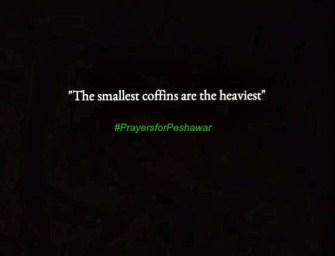 Mourning Peshawar's Tragic Attacks